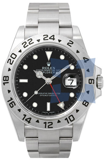 Rolex Explorer II Series Mens Automatic Wristwatch 16570B