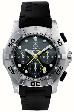 Tag Heuer 2000 Series Modern Design Mens Aquagraph Watch-CN211A.FT8001