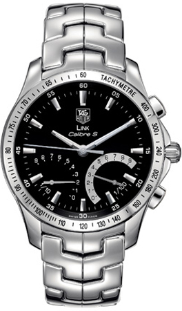 Tag Heuer Link Series Wonderful Quality Calibre S Chronograph Mens Watch-CJF7112.BA0596