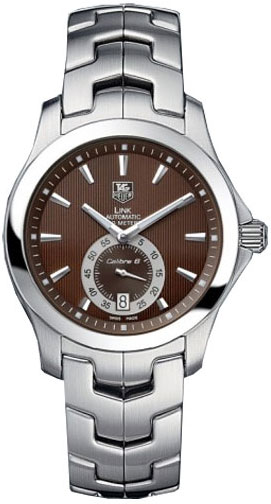 Tag Heuer Link Series Fashionable Automatic Mens Watch-WJF211C.BA0570
