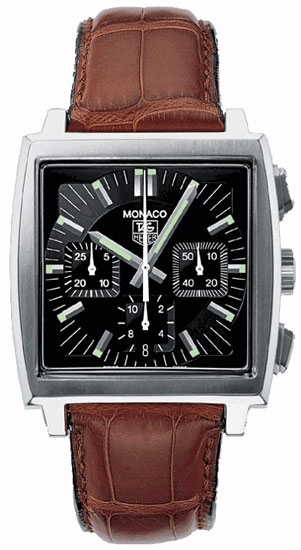 Tag Heuer Monaco Series Fashionable and Practical Mens Automatic Watch-CW2111.FC6178