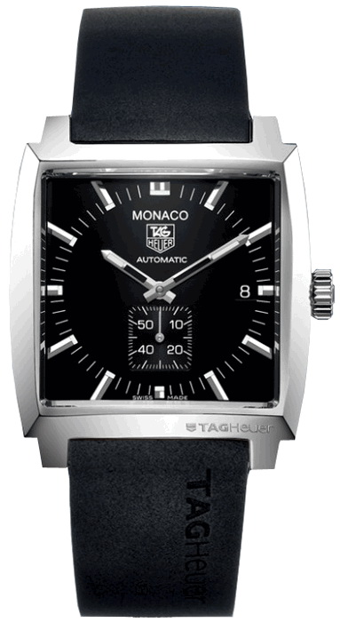 Tag Heuer Monaco Series Fashionable and Practical Mens Automatic Watch-WW2110.FT6005