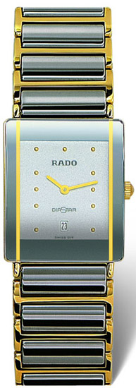 Rado Integral Series Midsize Quartz Unisex Watch R20381142