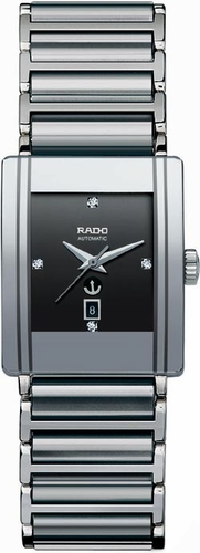 Rado Integral Jubile Series Automatic Mens Watch R20692722 in Silver