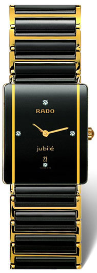 Rado Integral Series Midsize Quartz Unisex Watch R20381712