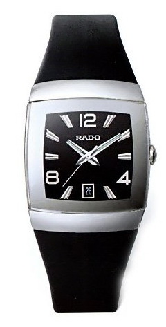 Rado Sintra Series Platinum Ceramic Mens Watch-R13599159