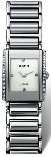 Rado Integral Series Diamonds Mini Quartz Ladies Watch R20430909