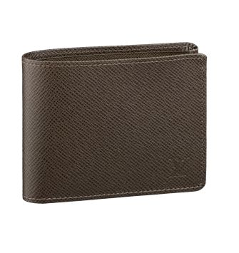 Louis Vuitton Taiga Leather Multiple Wallet M30958