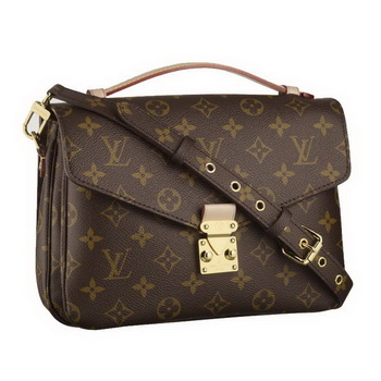 Louis Vuitton Monogram Canvas Pochette Metis M40780