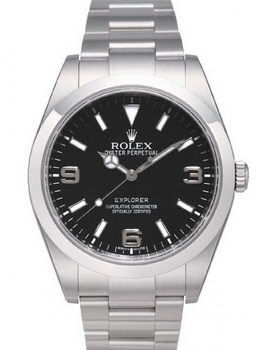 Rolex Explorer Watch 214270A