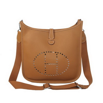Hermes Evelyne Messenger Bag H1608 Wheat