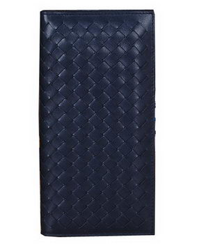 Bottega Veneta Intrecciato Nappa Wallet BV8933 Royal