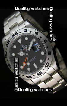 Rolex Explorer II Replica Watch RO8004D