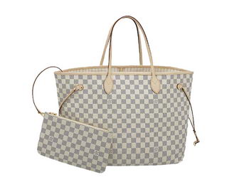 Louis Vuitton N41360 Damier Azur Neo Neverfull GM Bag