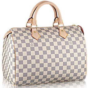 Louis Vuitton Damier Azur Canvas SPEEDY 30 N41370