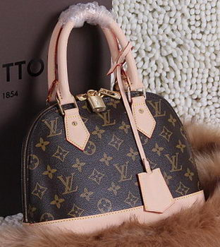 Louis Vuitton Monogram Canvas Alma BB Tote Bag M53152