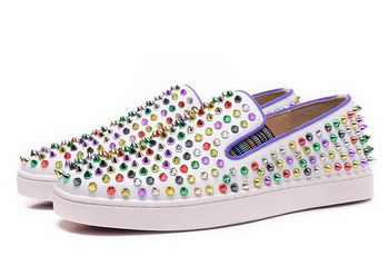 Christian Louboutin Casual Shoes CL914 White