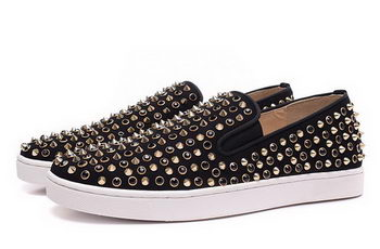Christian Louboutin Casual Shoes CL918 Black