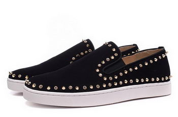 Christian Louboutin Casual Shoes CL921 Black