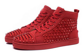 Christian Louboutin Casual Shoes CL921 Red