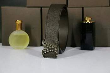 Louis Vuitton Belt LV0048 Dark Green