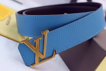 Louis Vuitton Belt LV0048G Blue