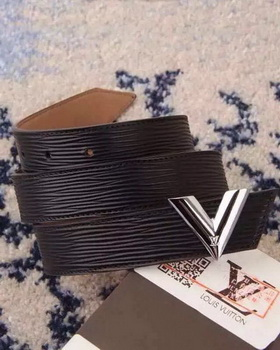 Louis Vuitton Belt LV0144 Black