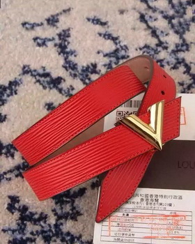 Louis Vuitton Belt LV0144 Red
