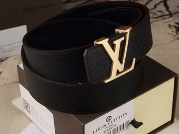 Louis Vuitton Belt LV0168TG Black
