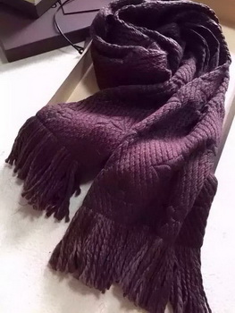 Louis Vuitton Scarves LV151104 Maroon