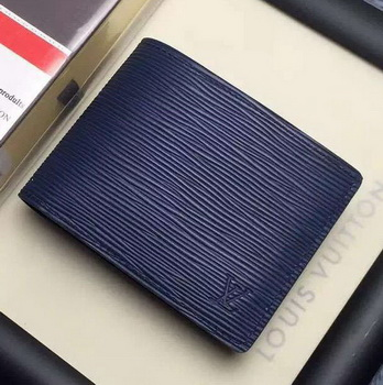 Louis Vuitton Epi Leather MULTIPLE WALLET M60628 Royal