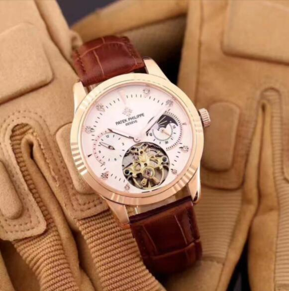 Patek Philippe Geneve Watch Silver 17524