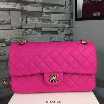 Chanel 2.55 Series Flap Bags Original Leather B5024 Rose