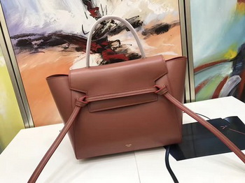 Celine Belt Bag Original Smooth Leather C3349 Brown