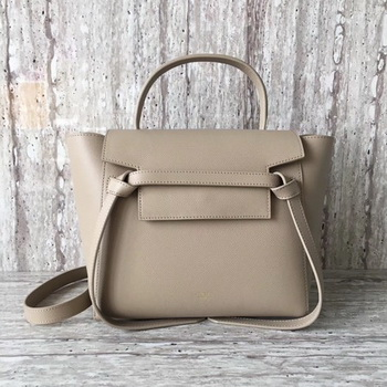 Celine Belt mini Bag Original Leather C98310 Apricot