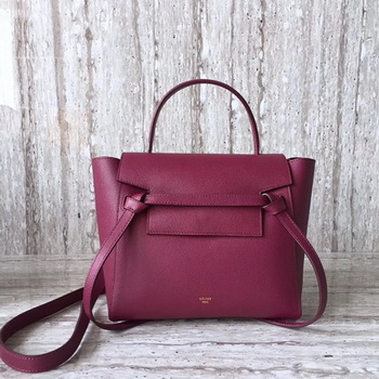 Celine Belt mini Bag Original Leather C98310 Rose