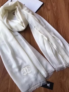 Chanel Cashmere Scarf CH1104A