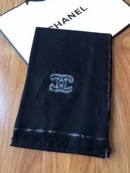 Chanel Cashmere Scarf CH1104C