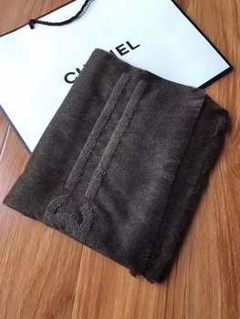 Chanel Cashmere Scarf CH1105A