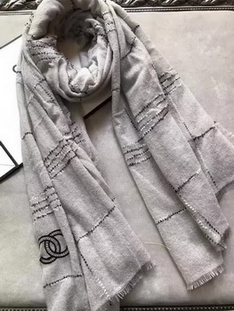 Chanel Cashmere Scarf CH1111A