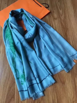 Hermes Cashmere Scarf H1102B