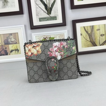 Gucci Mini Dionysus GG Canvas Shoulder Bag 421970 Khaki
