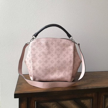 Louis Vuitton Mahina Leather BABYLONE PM M50032 Pink