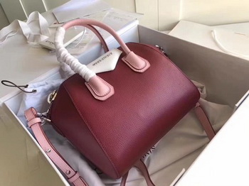 Givenchy Antigona Bag Calfskin Leather G33256 Pink