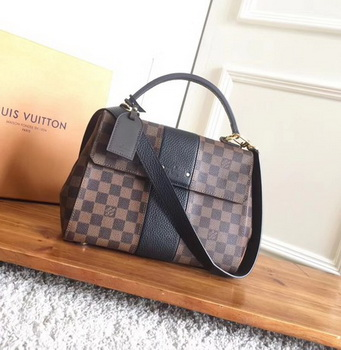 Louis Vuitton Damier Ebene Canvas BOND STREET N64416 Black