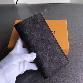 Louis Vuitton Damier Graphite Canvas ZIPPY WALLET VERTICAL M32822
