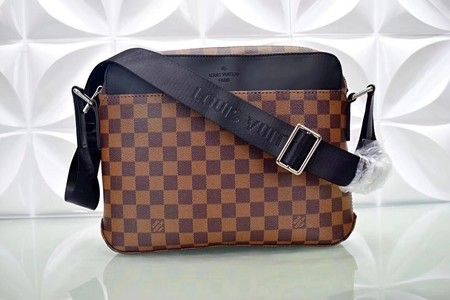 Louis Vuitton Damier Ebene Canvas Shoulder Bag N41569