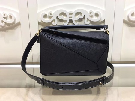 Loewe Puzzle Bag Original Leather L9122 Black