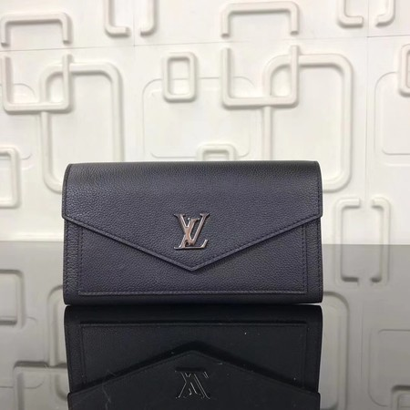 Louis Vuitton Monogram Empreinte Wallet M62544 black