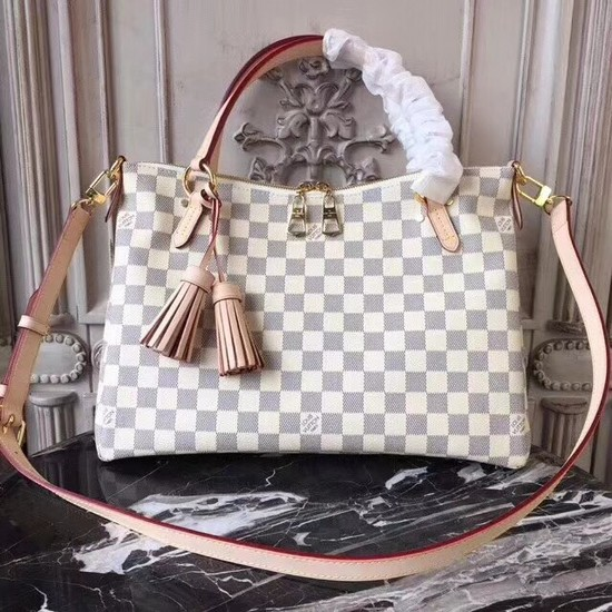 Louis Vuitton Original Damier Azur Canvas LYMINGTON 40022